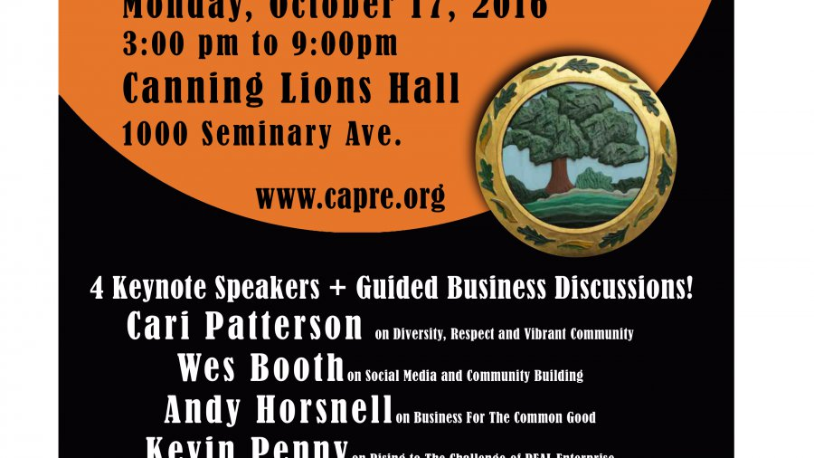 Canning Small Business Fair October 17