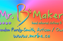 Mr. B's Makery Party!