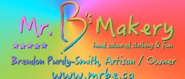 Mr. B's Makery