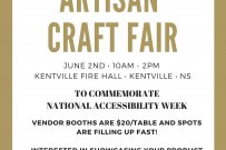 CAPRE Artisan Craft Fair