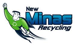 New Minas Recycling Logo